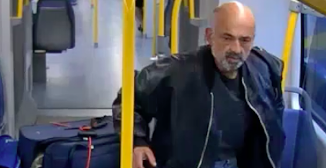 Man arrested in connection with attack on SkyTrain passenger