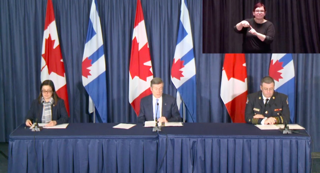 Tory calls for rent relief as City announces affordable housing initiative