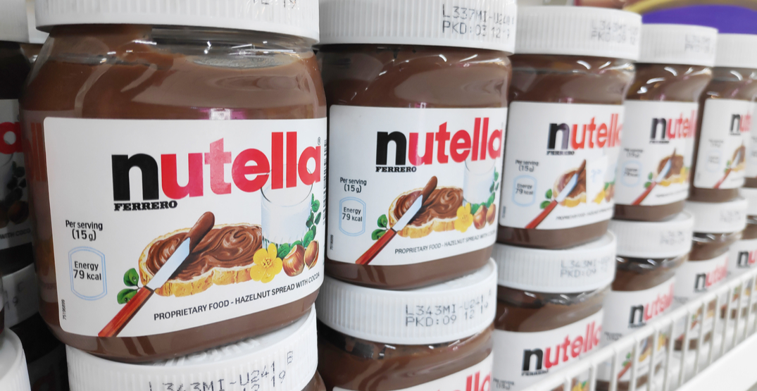 Nutella producer closes Ontario plant after 7 employees test positive for coronavirus