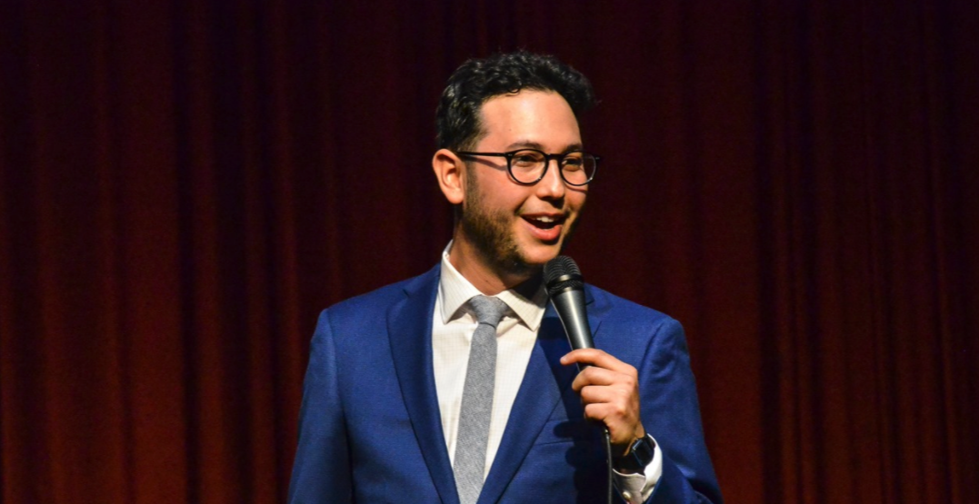 Vancouver comic Jacob Samuel worries about the city's post-pandemic comedy ecosystem