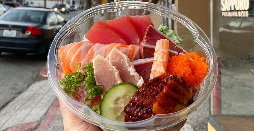 What to eat in and around Seattle today: Donburi Station