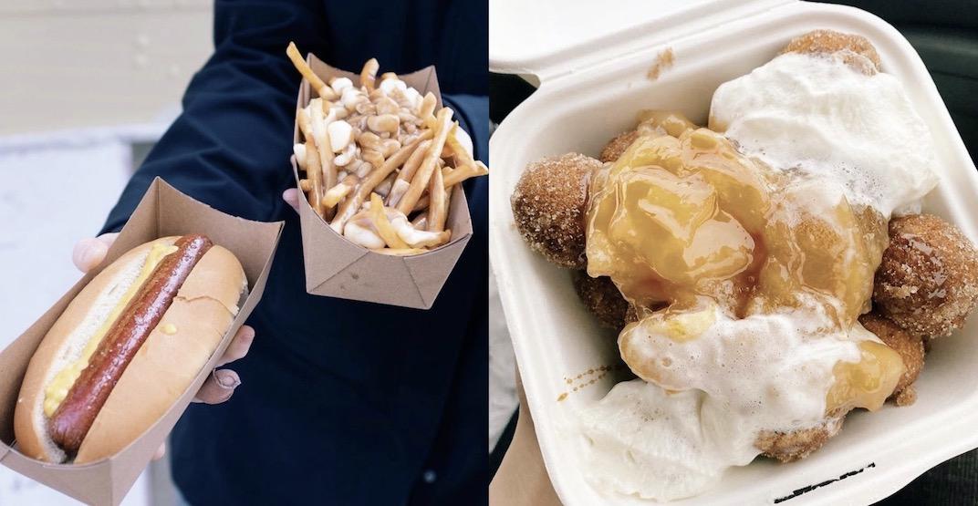 Calgary's super popular food truck drive-thrus return this weekend