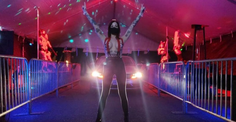 Lucky Devil expands beyond Boober Eats with drive-thru strip club