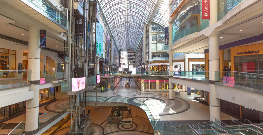 Cadillac Fairview deferring rents for its retail tenants across Canada