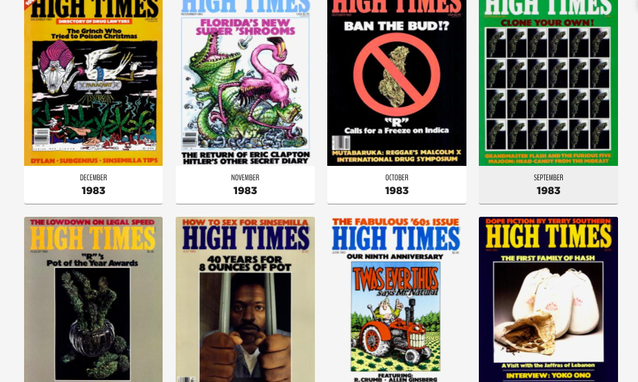High Times is buying its own dispensaries for $80 million