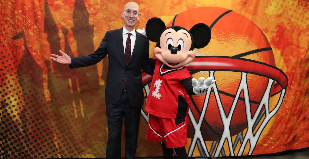 The NBA is considering completing its season at Disney World: report