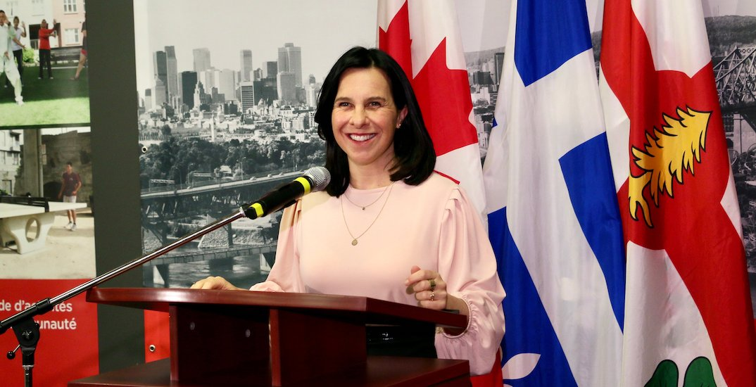 Valérie Plante named to global coronavirus recovery task force