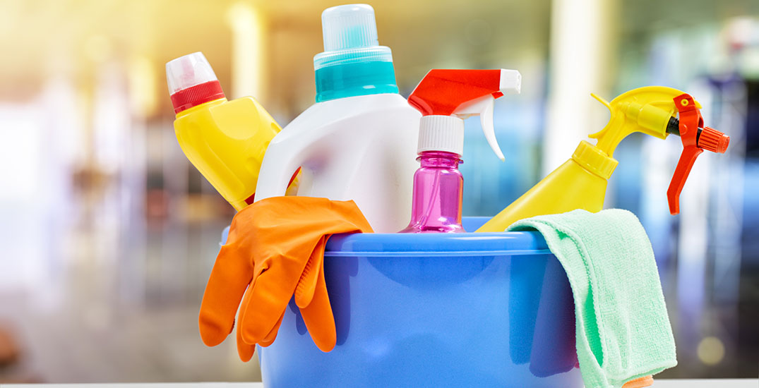 BC sees spike in poison control calls about household cleaners