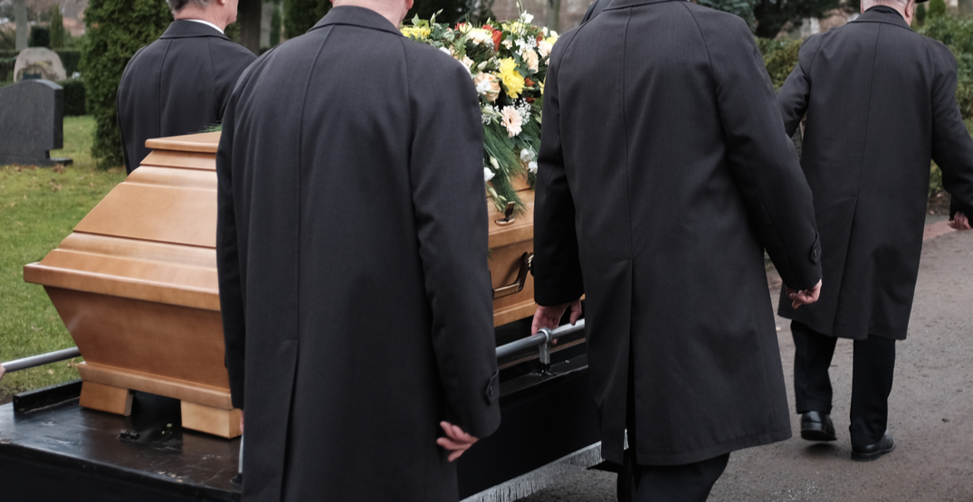 Canadian funeral director shares what it's like working during coronavirus