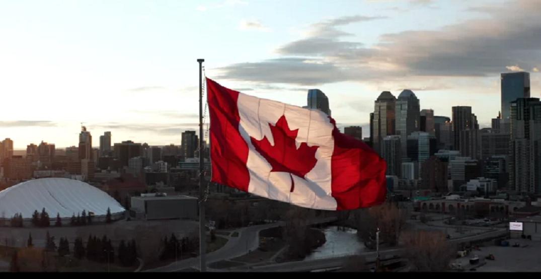 Check out this stunning video of a physically isolated Calgary (VIDEO)