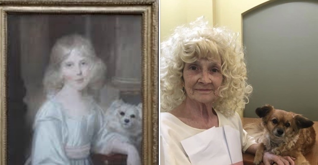 BC seniors recreate famous paintings using household items (PHOTOS)