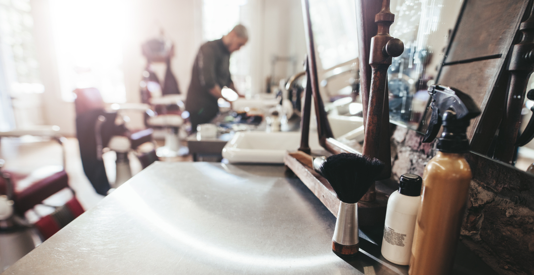 Hairdressers in BC are petitioning not to be the first to reopen