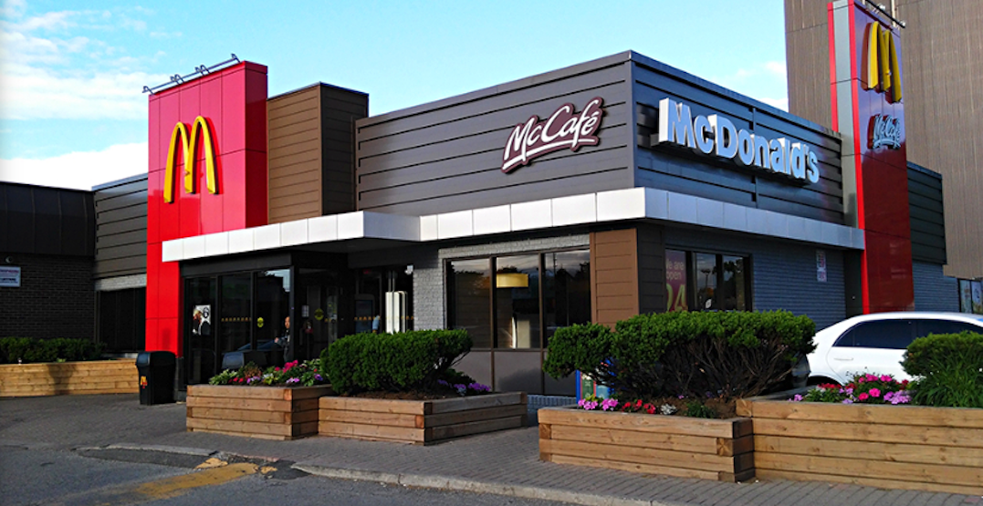 Toronto McDonald's closes after employee tests positive for coronavirus