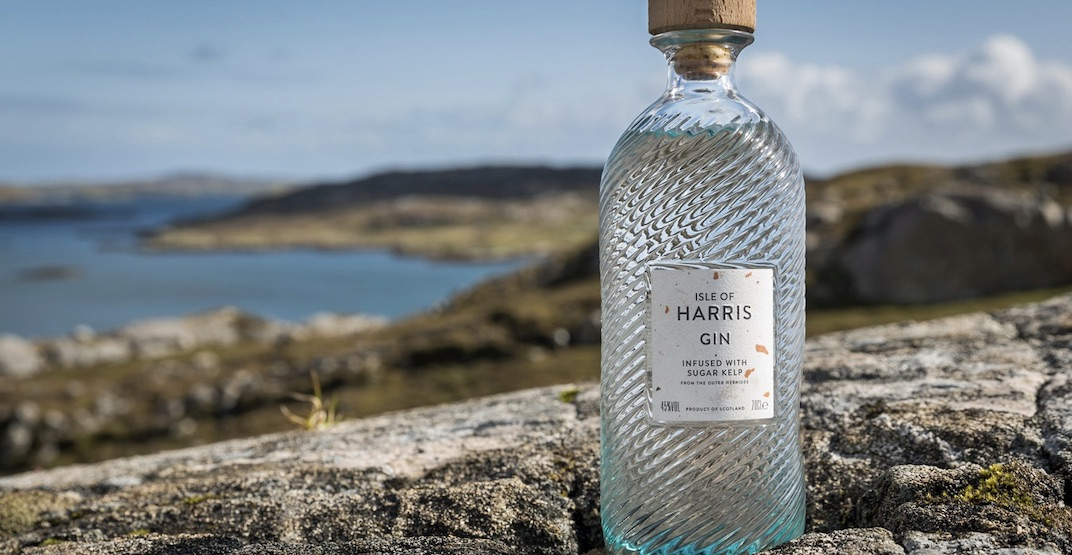 Coveted Scottish gin launches in BC for the first time