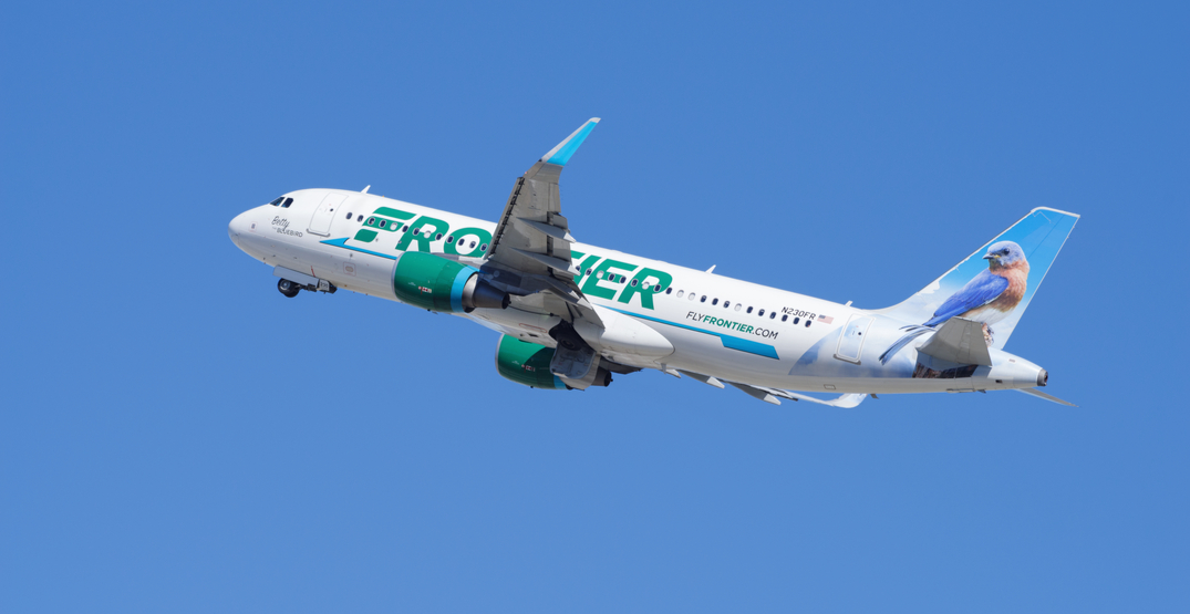 Frontier Airlines passengers must pay extra to socially distance on flights