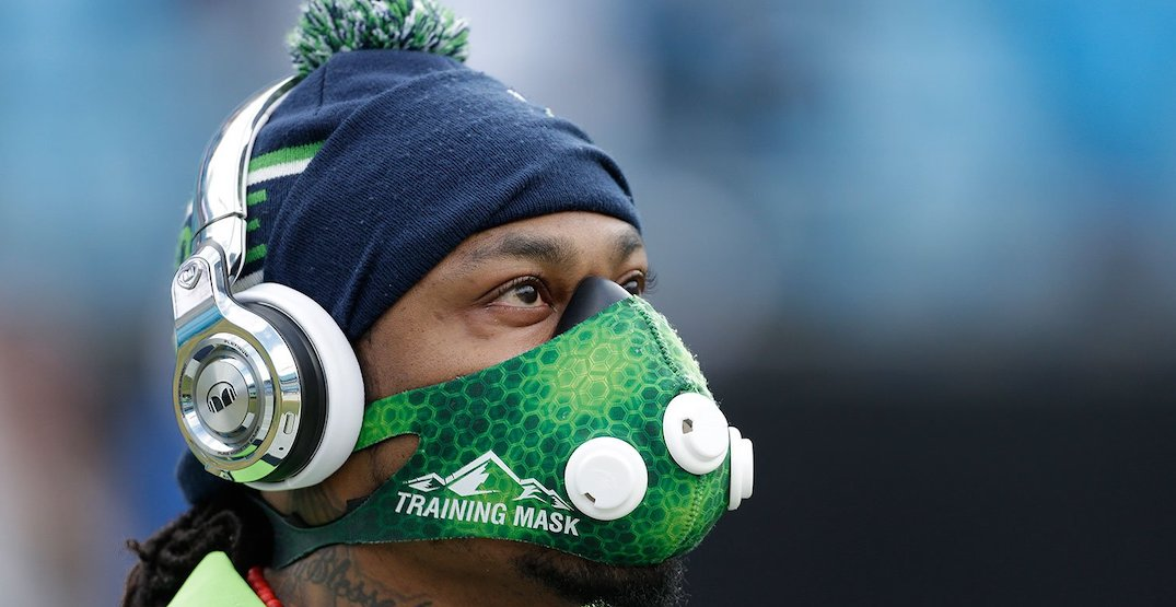Marshawn Lynch confirms he's in contract talks with Seahawks