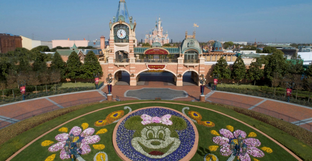 Shanghai Disneyland will begin a phased reopening starting in May