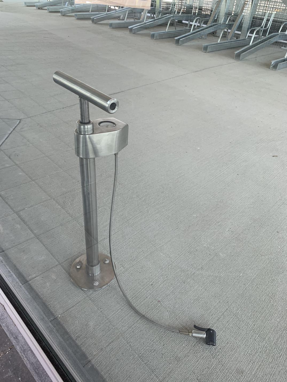 translink bike parkade