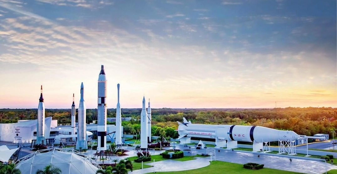 Witness the first launch from Kennedy Space Center in nearly a decade
