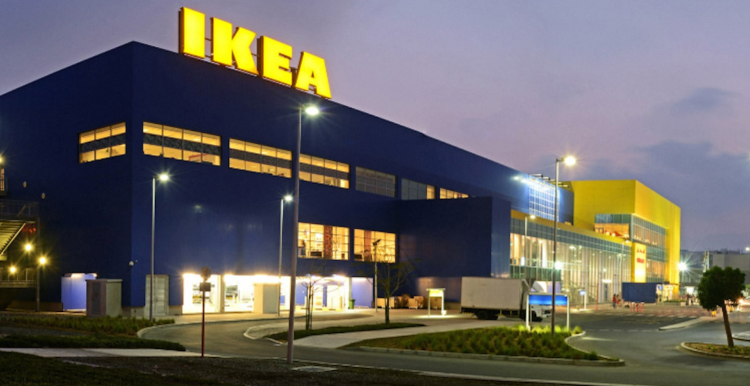 IKEA Canada now offering contactless curbside pick-up