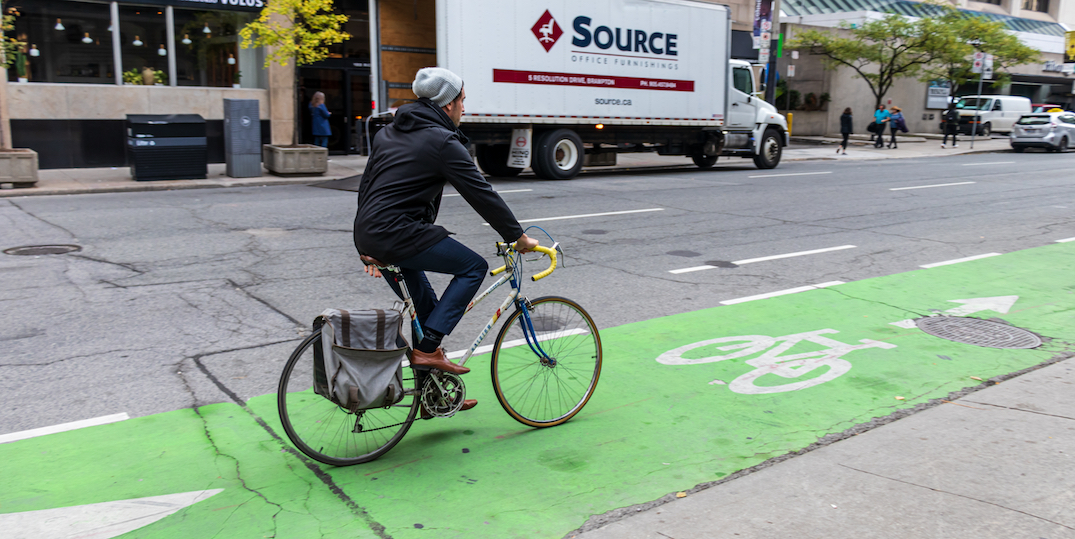 Toronto to expand public space for pedestrians, cyclists, and transit riders