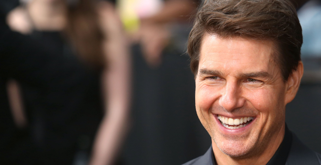 Tom Cruise and NASA are shooting a movie in space