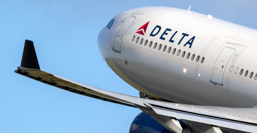 Delta blocking off more seats on aircraft to promote physical distancing