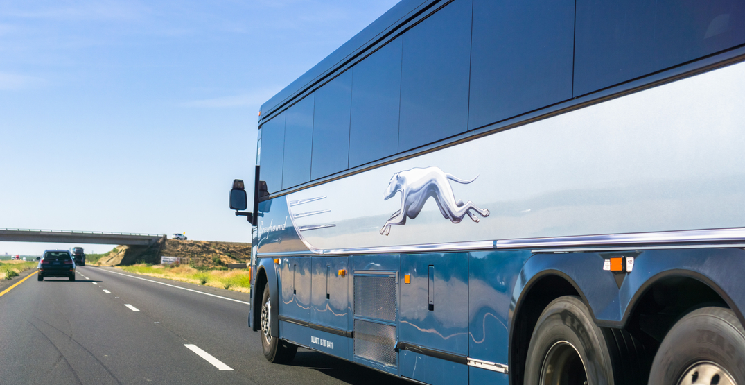 Greyhound to require all US passengers to wear face masks next month