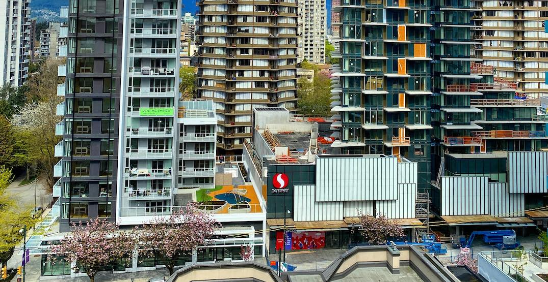 Downtown Vancouver's newest Safeway grocery store opens this week