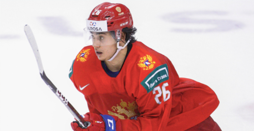 Canadiens sign Russian defenceman Alexander Romanov to three-year contract