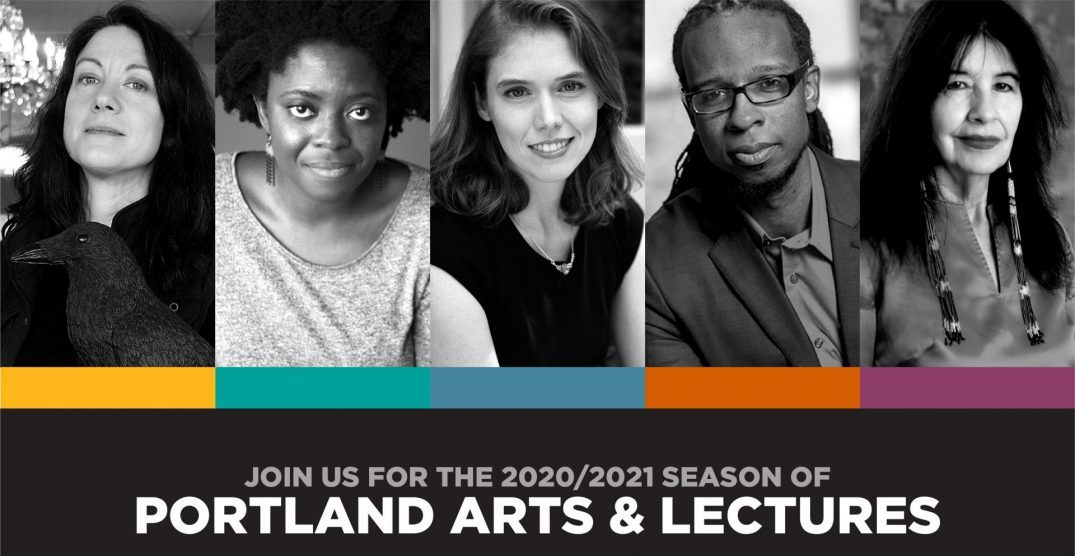 Portland Arts and Lectures reveals 2020-21 guest author lineup