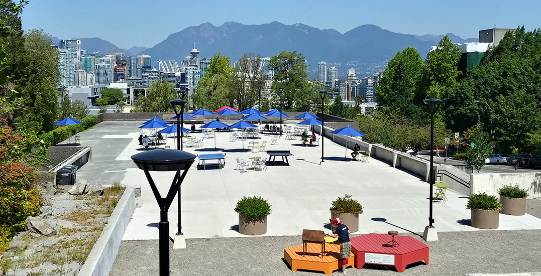 Vancouver to introduce temporary pop-up plazas and parklets