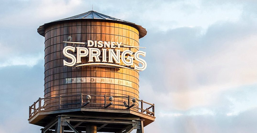 Disney Springs will begin a phased reopening this month