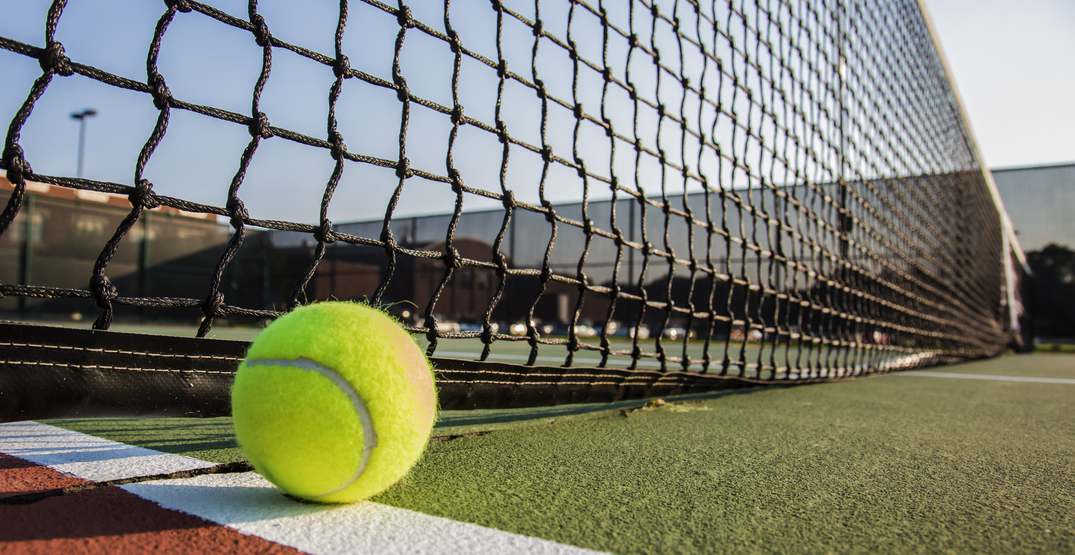 Tennis courts are reopening in Vancouver this weekend