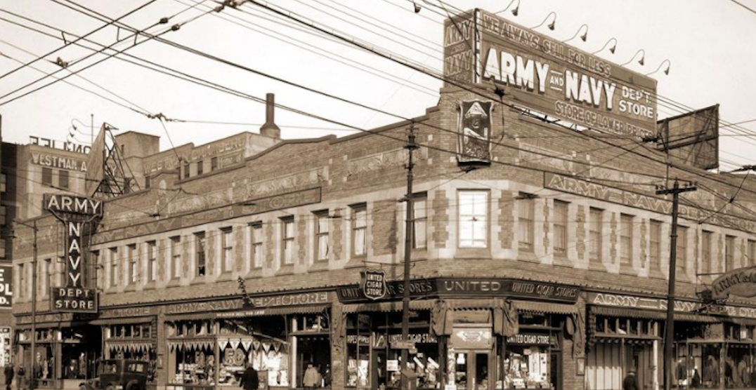 Army and Navy closing permanently after 101 years of operation