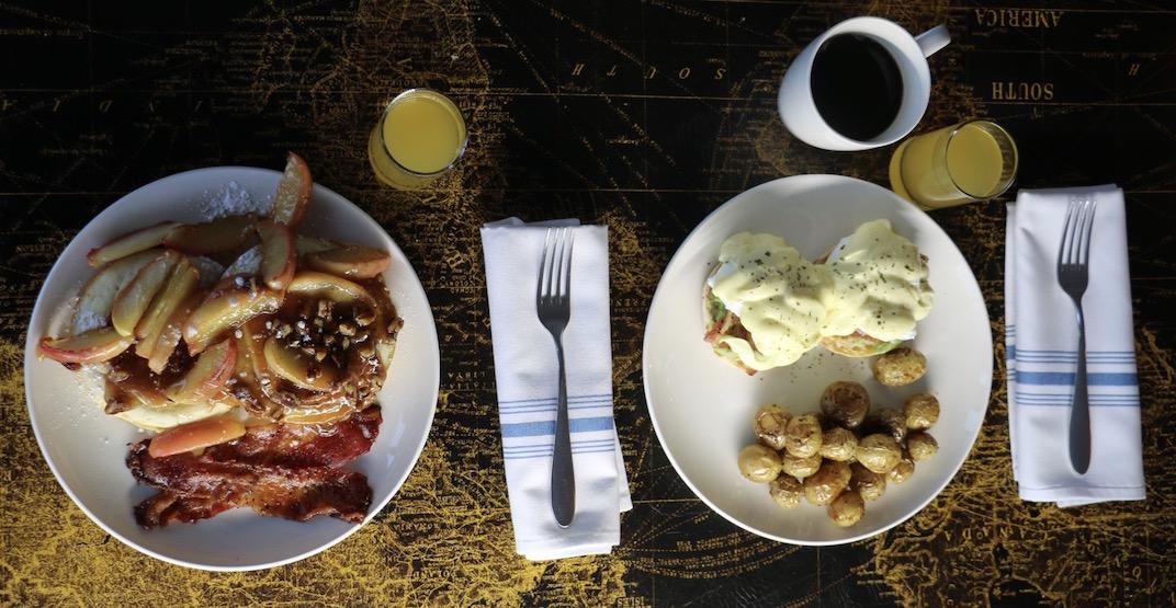 "New all-day breakfast spot ""Brunch Restaurant"" opens on Granville Street"