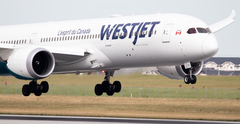WestJet extends transborder and international suspensions