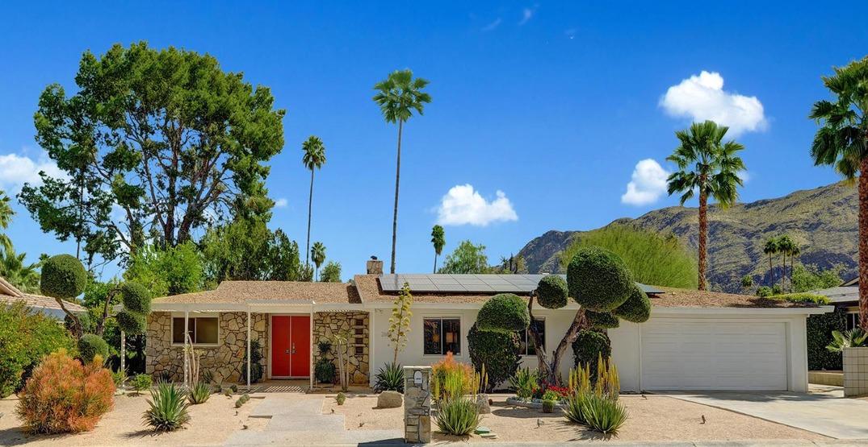 Walt Disney's Technicolor Dream House is on the market for $1.1M (VIDEO)