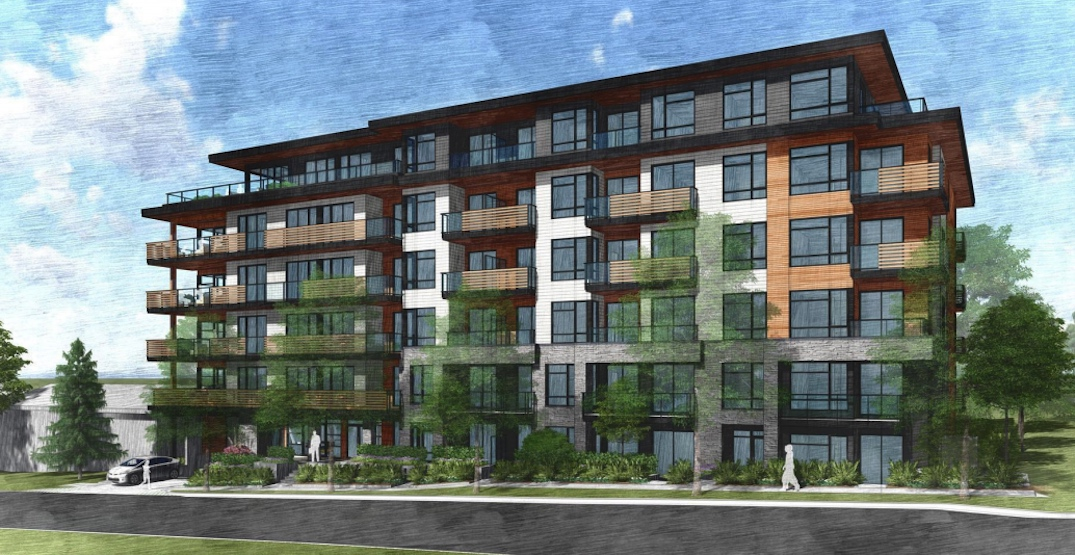 Port Moody redevelopment proposal contains mainly micro units