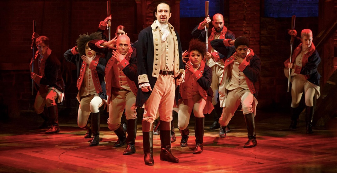 Screening of Hamilton's original Broadway production being released this summer
