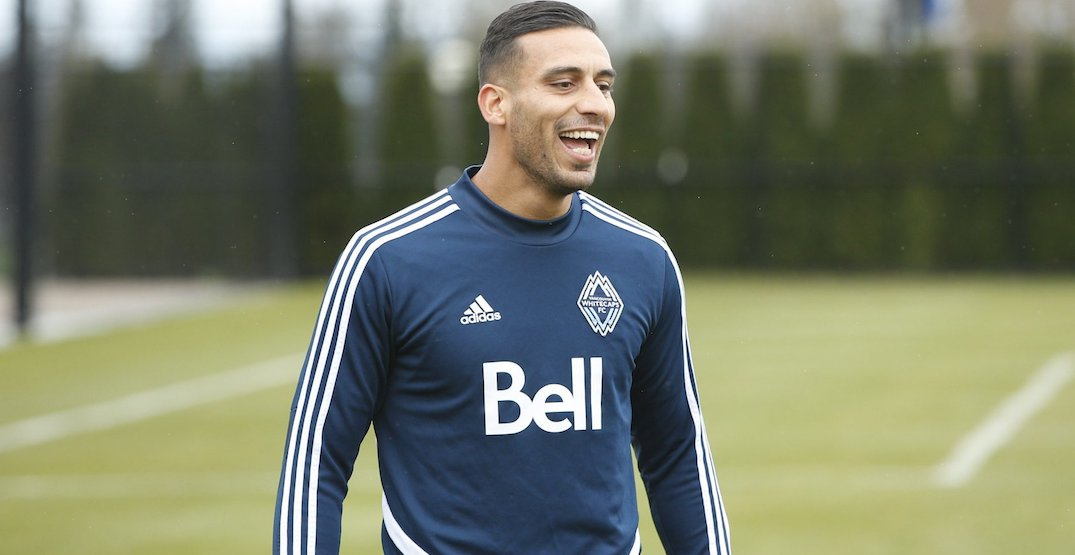 Vancouver Whitecaps training facility at UBC reopens for players today
