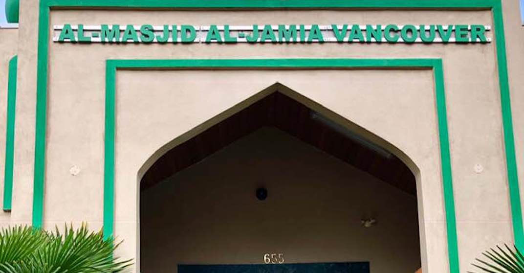 Vancouver's oldest mosque to sound call to prayer for remainder of Ramadan