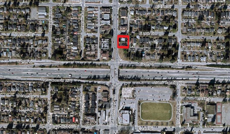2540-2590 Lonsdale Avenue North Vancouver