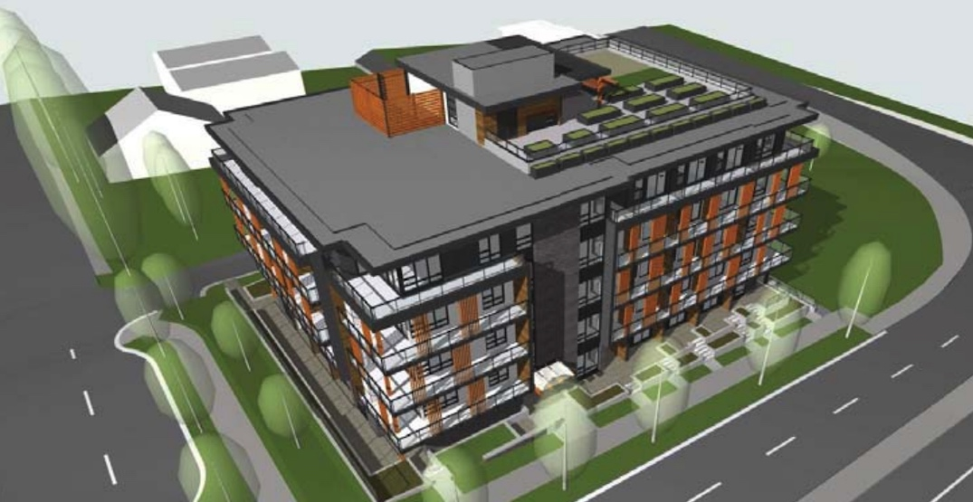 64 rental homes proposed for Lonsdale Avenue in North Vancouver