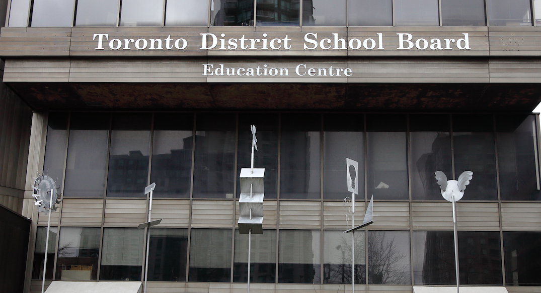 Toronto District School Board asks province for additional funding
