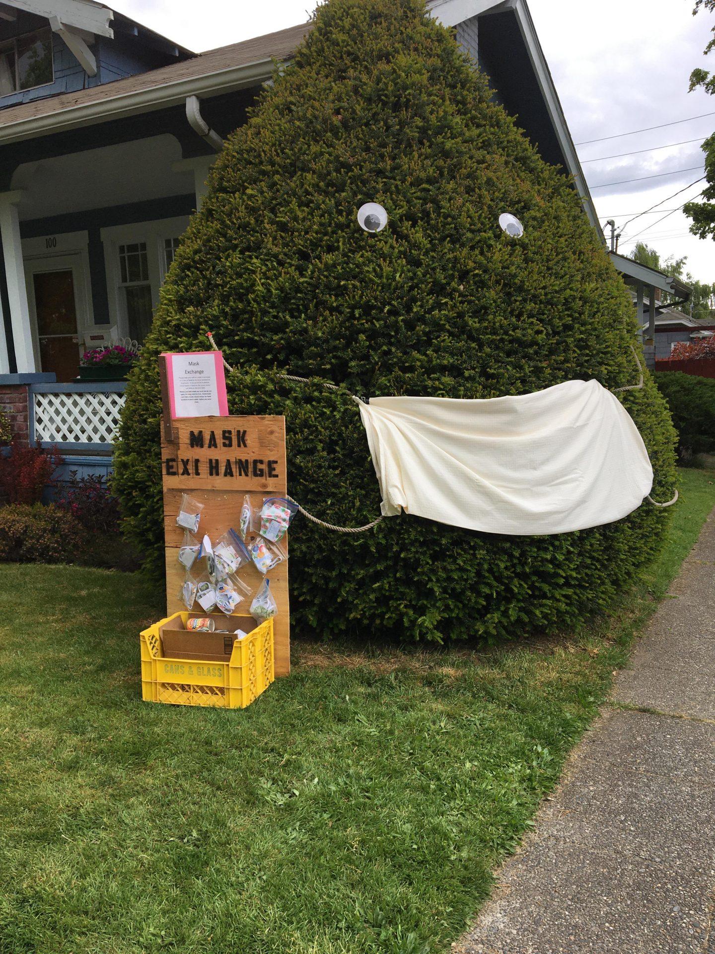 Seattle Mask Exchange