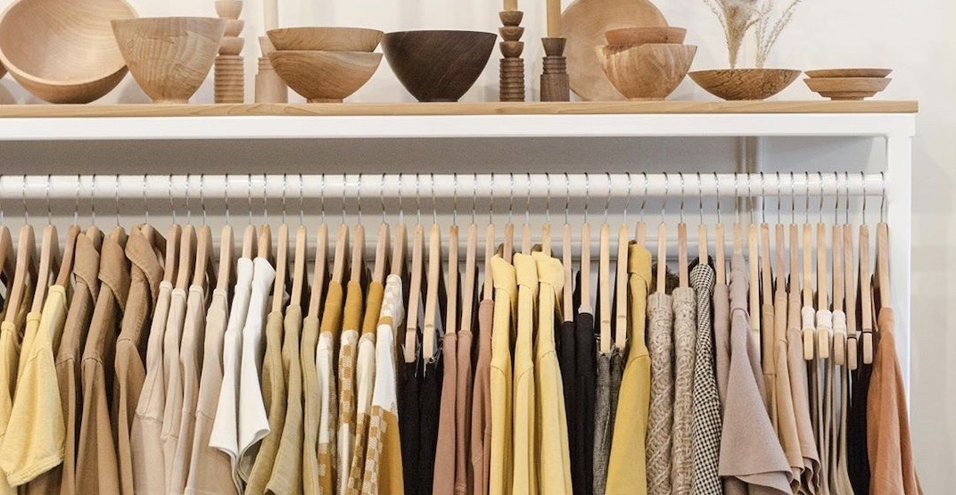 5 places to shop for ethical and sustainable clothing in Vancouver