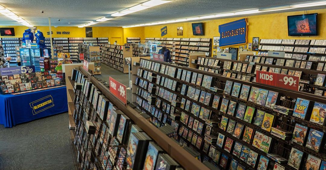 """Small Business Spotlight: """"The Last Blockbuster"""" prevails amid streaming"""