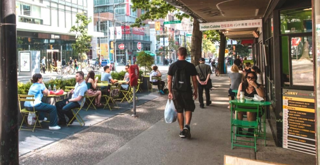Here's where Vancouver's first 47 approved temporary patios will be located