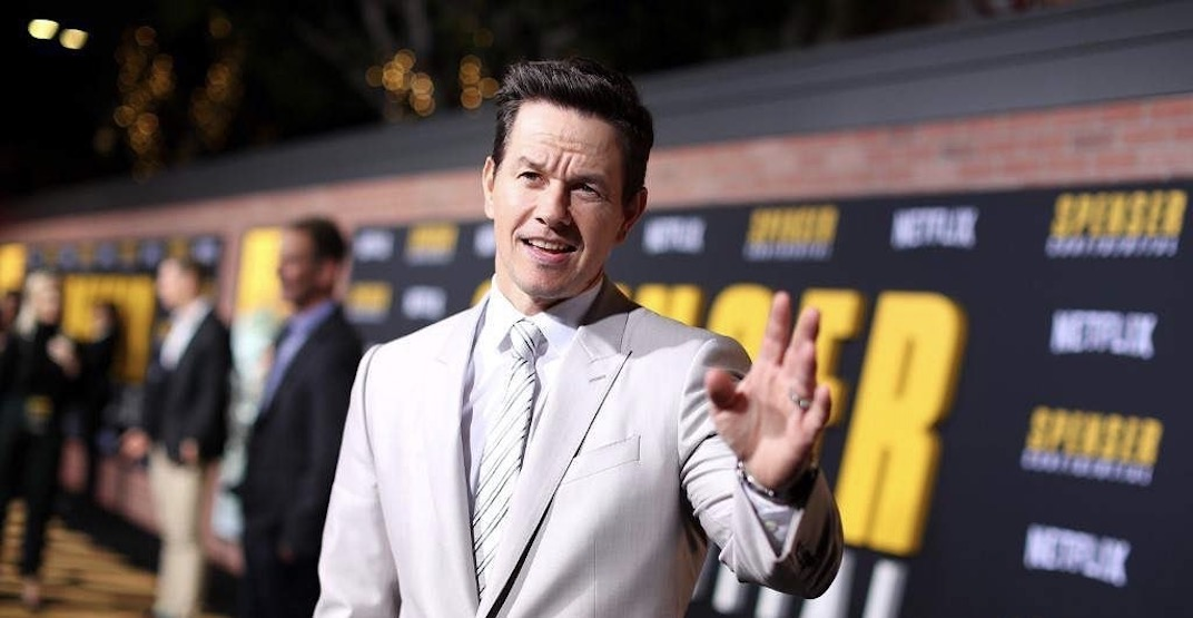 Mark Wahlberg just gave Toronto firefighters a shoutout